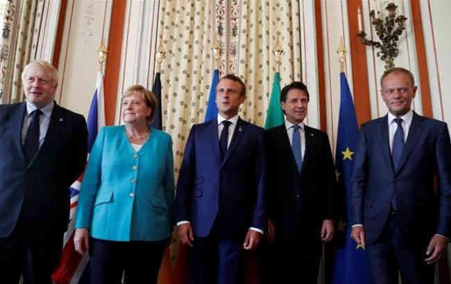 Лідери G7 погодилися посилити координацію з Росією