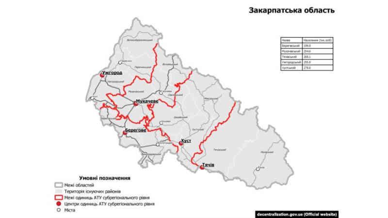 Планують створити «угорський» район: влада України пішла на поступки Будапешту