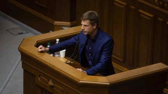 Минулого року Зеленський від мене втік: Гончаренко розповів про розмову з президентом у парламенті