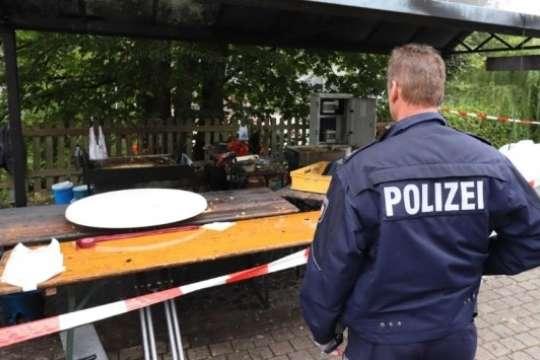 На фестивалі смаженої картоплі у Німеччині стався вибух – 14 поранених