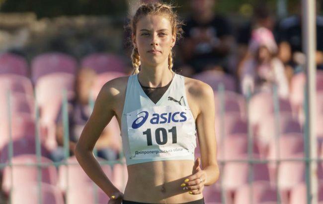 Українська спортсменка встановила світовий рекорд зі стрибків у висоту