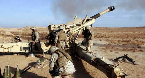 Нова артбригада корпусу ЗСУ резерву отримає гармати калібру НАТО