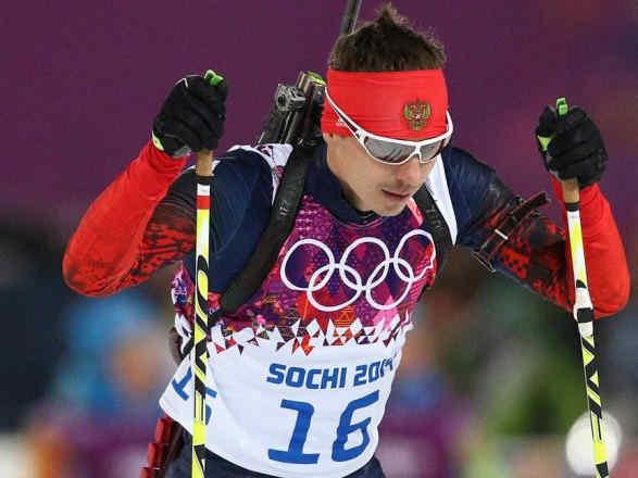 Російського біатлоніста Устюгова визнали винним у вживанні допінгу та позбавили золота Сочі-2014