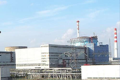 На Хмельницькій АЕС спрацювала система аварійного захисту