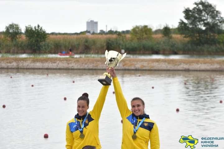 Два золота і срібло до комплекту. Українські веслувальники здобули шість медалей Кубка світу