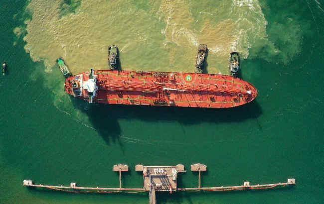 Україна починає транспортування нафти до Білорусі трубопроводом Одеса-Броди