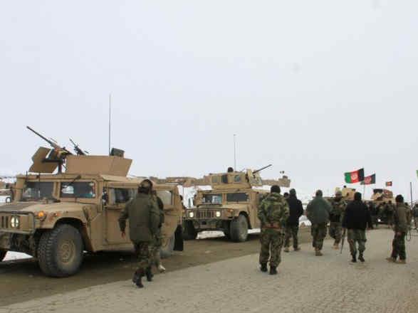 Між військовими США і Афганістану сталася стрілянина, є загиблі