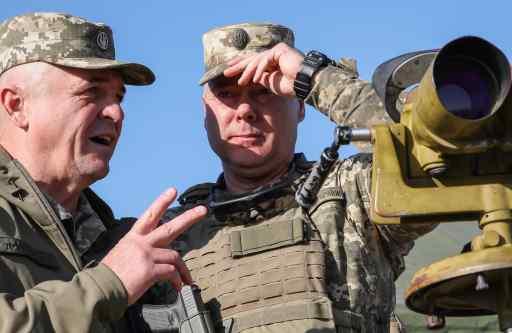 Порошенко звільнив Наєва з посади командувача ООС і призначив нового