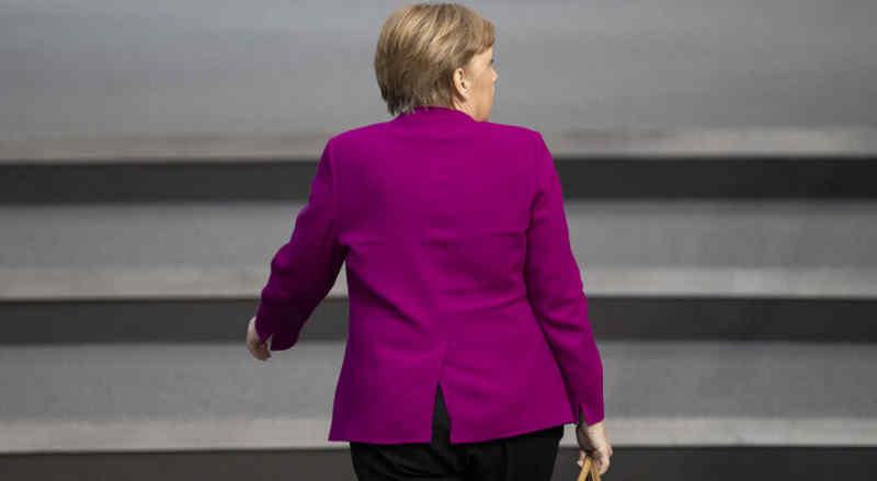 Тяжелый конец канцлерства. Как Россия не дает Меркель уйти на пенсию