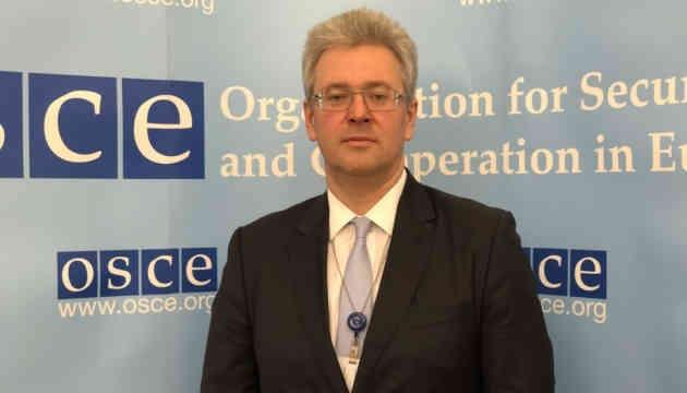 Цимбалюк – про звіт ОБСЄ: Заборона української становить загрозу реінтеграції ОРДЛО