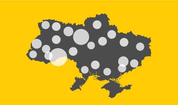 В Україні зафіксовано 3833 нових випадків коронавірусної хвороби COVID-19