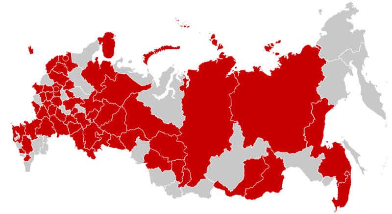 Московія пандемію ігнорує