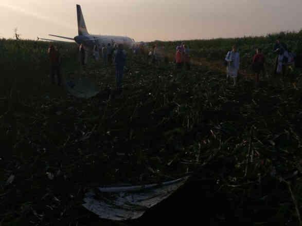 Більшість пасажирів літака, що здійснив аварійну посадку у Москві, відмовились летіти в окупований Крим