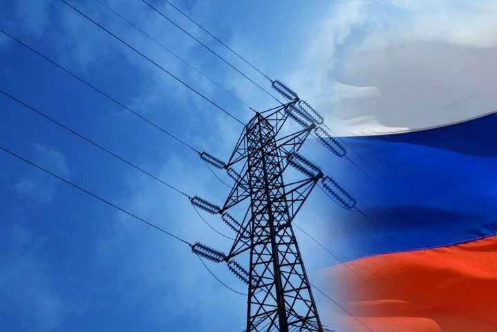 Україна щодня платить Росії $1 млн за імпорт електроенергії, – нардеп