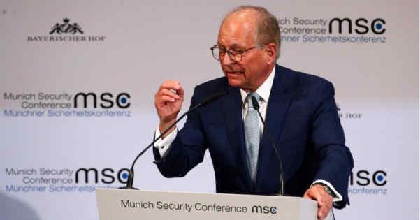 «Не сприймайте так серйозно». Глава Мюнхенської конференції прокоментував скандальний план для України