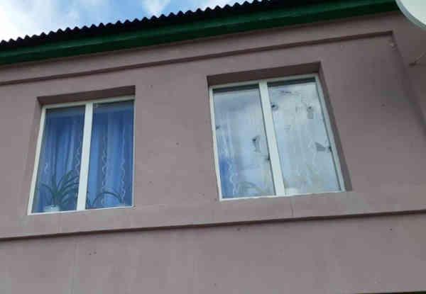 Російські окупанти з гранатометів обстріляли житлові будинки Трьохізбенки
