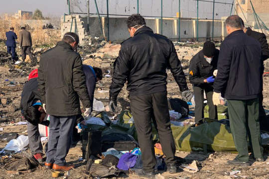 Федерація легкої атлетики України відмовилася від усіх заходів на Близькому Сході через авіакатастрофу