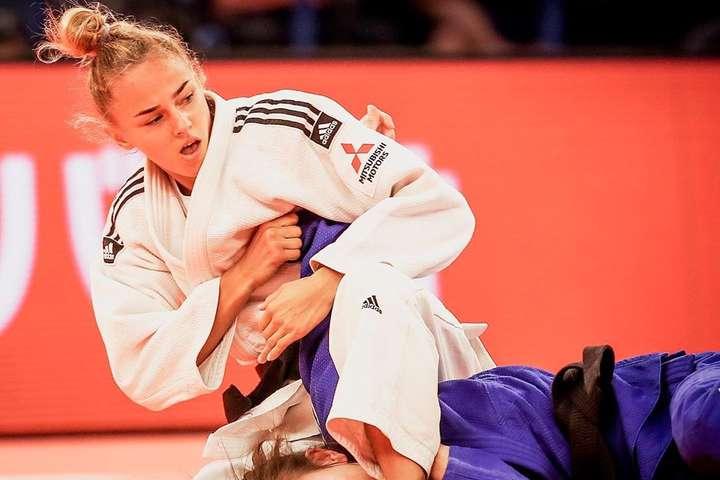 Дарина Білодід яскраво перемогла на Grand Slam у Парижі