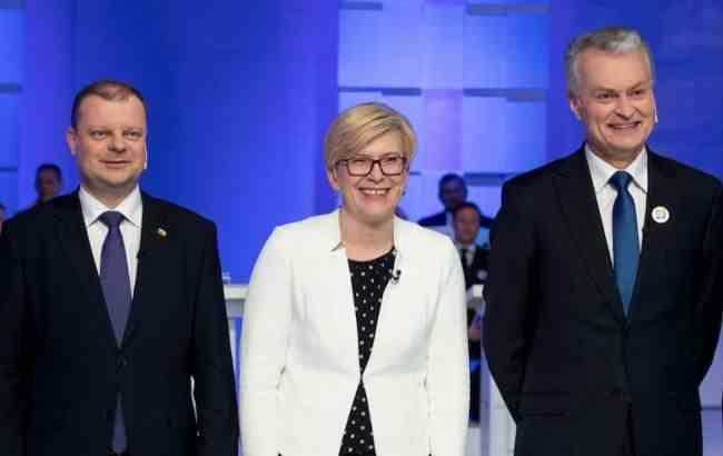 Обидва кандидати в президенти Литви проти зустрічі з Путіним до деокупації Криму