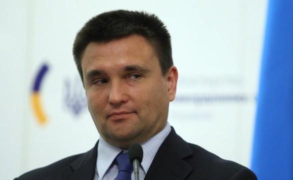Росія буде змушена вести переговори щодо Криму, - Клімкін