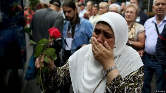 Різанина в Сребрениці та Путін: якою була роль Росії та України