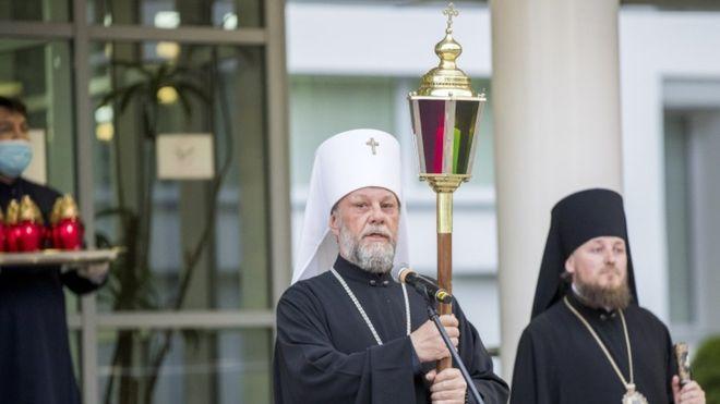 Підконтрольна Москві Молдовська православна церква вдалася до боротьби з вакцинацією від COVID-19