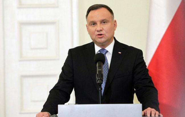 Дуда прибув в Україну і назвав візит особливо важливим