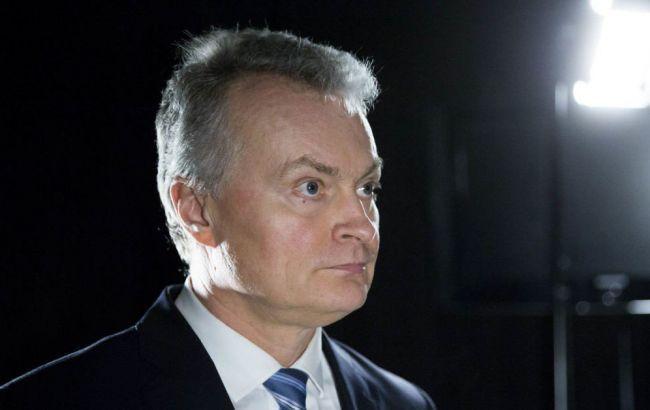 У країн ЄС немає єдиної позиції щодо Росії, - президент Литви