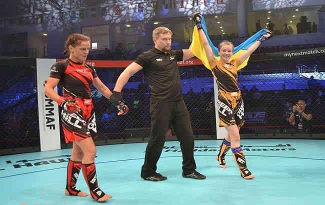 Українці стали чемпіонами світу з MMA