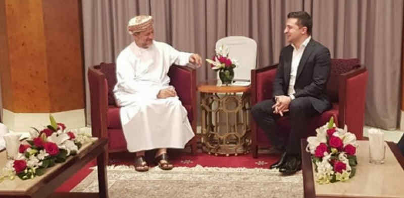 Креативу нуль: Чому люди не вірять у пояснення Зеленського, чого він ховався в Омані? –