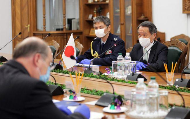 Україна отримає медобладнання від Японії на 1,4 млн доларів