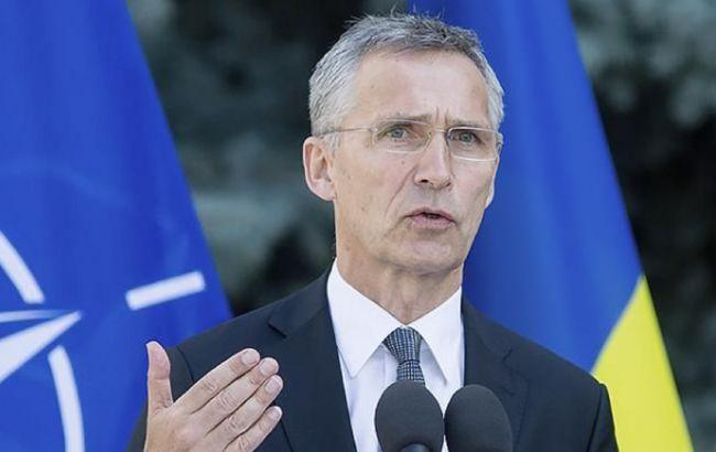 Столтенберг про вступ України в НАТО: дати немає, але вона стає ближчою до членства