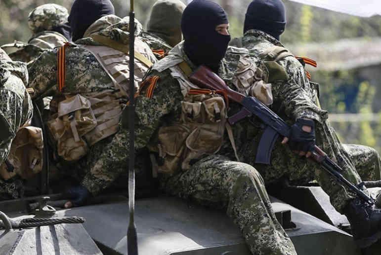 На пути к демократуре. Когда украинцы забудут о террористах из ОРДЛО