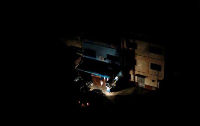 Блекаут: у Венесуелі через відключення електроенергії помирають люди в лікарнях