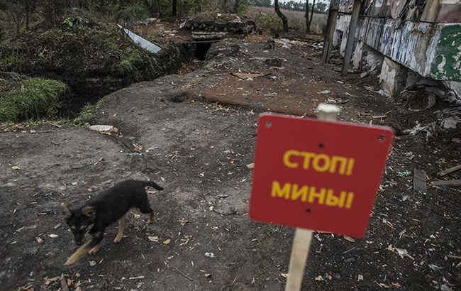 На Донбасі російські окупанти мінують нові ділянки — розвідка