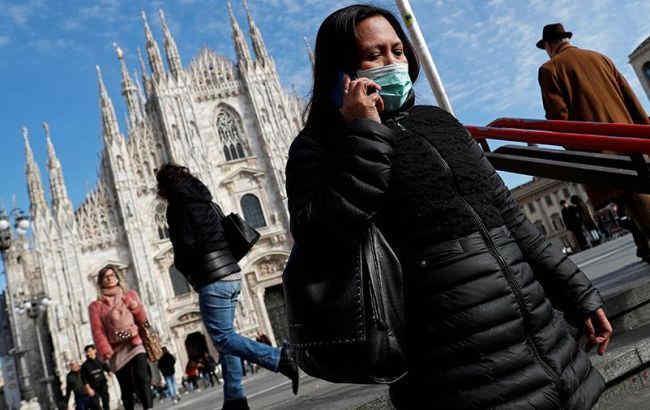 В Італії закривають магазини і підприємства через коронавірус