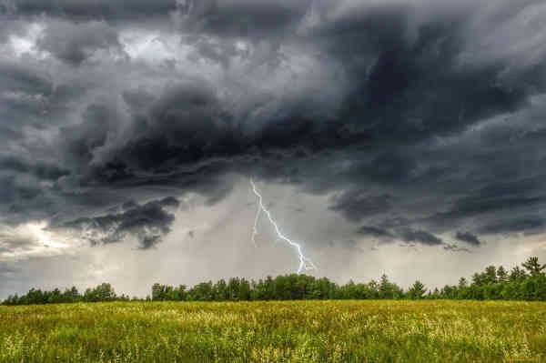 Погода на 18 травня: грози на Півночі та Сході, на решті території без опадів