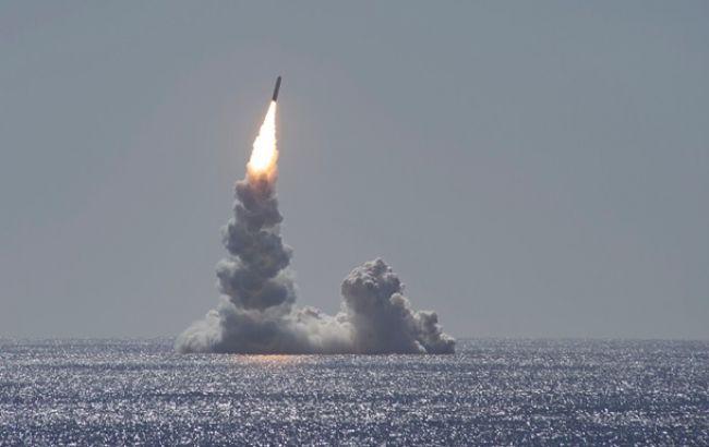 ВМС США провели випробування балістичної ракети