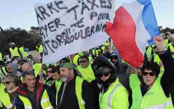 Економіка Франції сповільнила зростання на тлі протестів