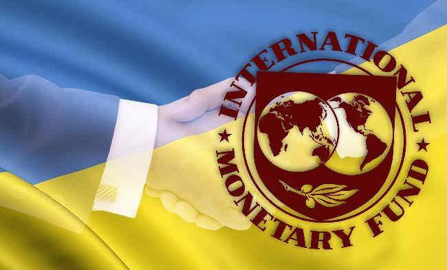 МВФ очікує від України прийняття закону