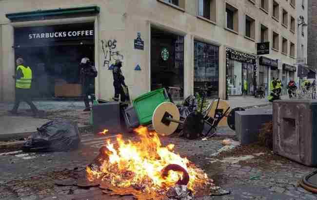 Розпалюванням протестів у Франції керував новий глава ГРУ Росії