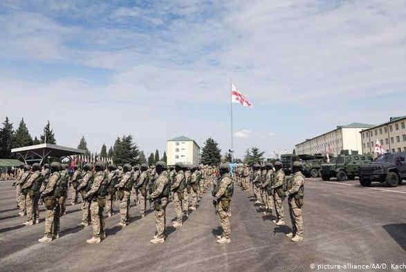 У Грузії розпочалися масштабні військові навчання за участю військ НАТО