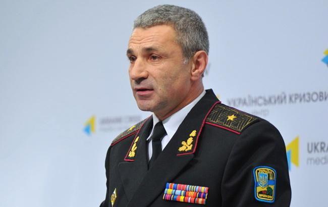 Хомчак наказав замінити Воронченка на посаді командувача ВМСУ, - ЗМІ