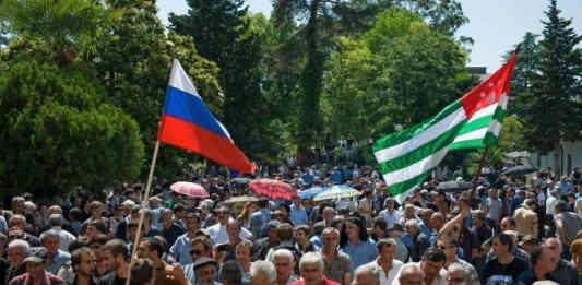 Абхазия и бумеранг из ОРДЛО