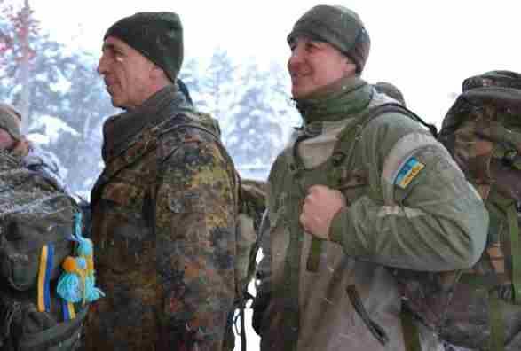 Воєнний стан: в Україні стартують масштабні збори резервістів