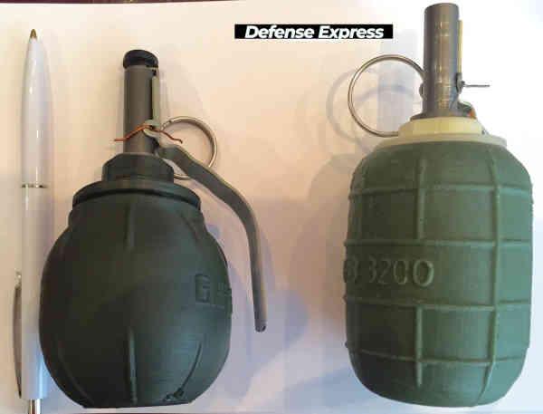 За вимогами НАТО: в Україні розробили ручні гранати