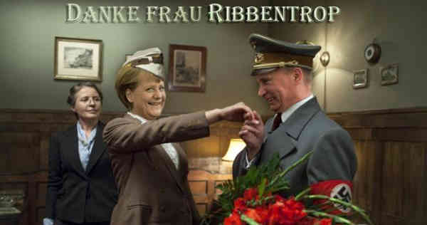 Пакт Путина-Меркель. Как Москва и Берлин снова поделили мир