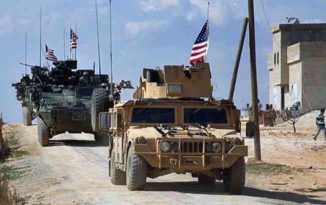 Колона американських військових увійшла в Сирію