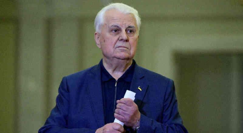 """Україна готує свою """"дорожню карту"""" в ТКГ: Кравчук назвав два принципових питання для встановлення миру"""