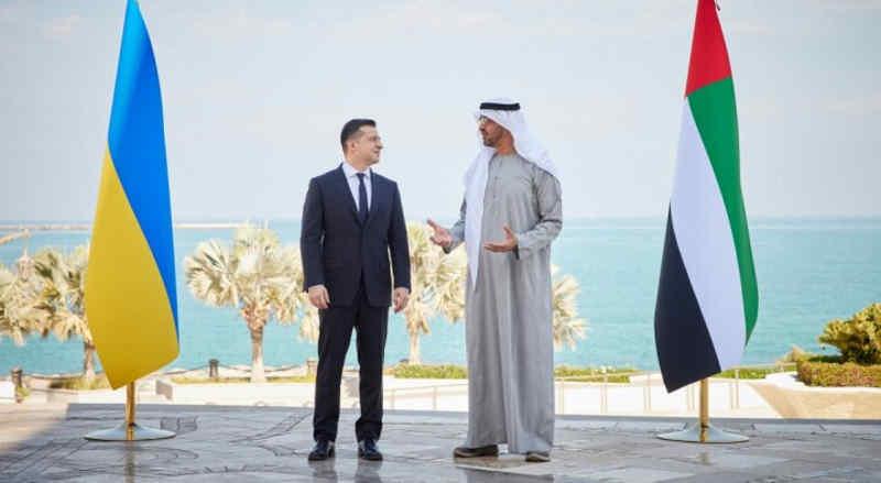 Как поездка Зеленского в ОАЭ повлияет на отношения с Белым домом